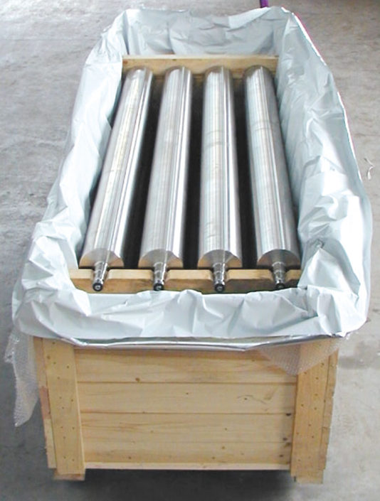 Leitwalze verpacken Hersteller