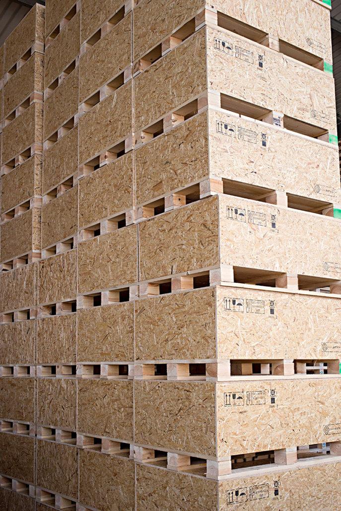 OSB-Kisten